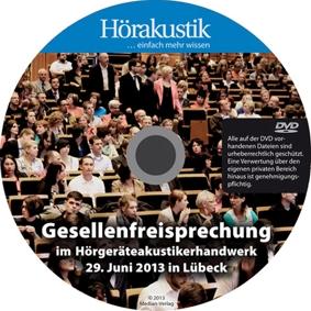 DVD Gesellenfreisprechung 2013